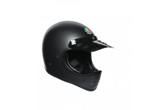 Full-face Helmet Off Road Agv X101 Matt Black