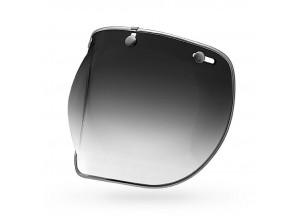 7018138 - Visor Bell Custom 500 3-Snap Bubble Deluxe Smoke Gradient