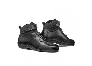 Leather Shoes Moto Touring Sidi Motolux Black Black