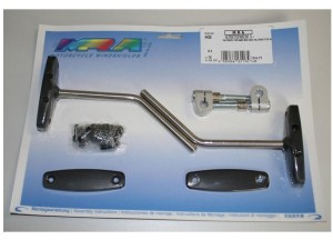 MR4025066131174 - MRA fitting kit for windshields and screens  - - -