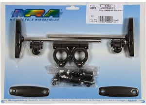 MR4025066145508 - MRA fitting kit for windshields and screens  - - -