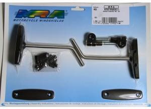 MR4025066149902 - MRA fitting kit DUCATI Diavel 1200 (14-18)