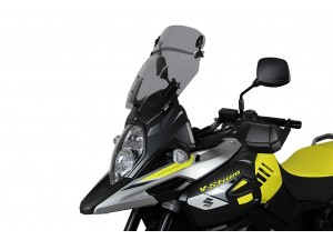 Screen MRA MXC - Multi-X-Creen - black SUZUKI V-Strom 1000 / XT (17-19)