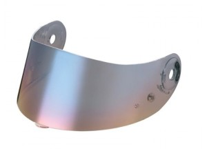 Visor MT Blue for helmets X-LITE X-802RR/CARBON XFS-02 SR - NFR/2ACT CONVEX