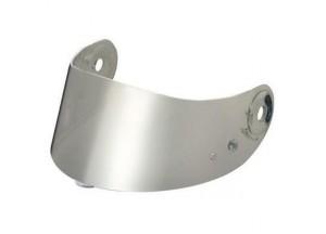 Visor MT Silver for helmets X-LITE X-802RR/CARBON XFS-02 SR - NFR/2ACT CONVEX