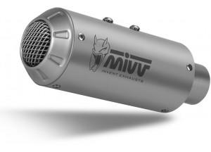 D.041.SM3X - Exhaust Muffler Mivv M3 SS DUCATI MONSTER 821 / 1200