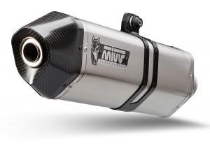 S.049.LRX - Exhaust Muffler Mivv SPEED EDGE SS SUZUKI DL V-STROM 650 (17-)