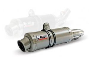 KT.010.L2S - Silencer Exhaust Mivv SLIP-ON SPORT GP CARBON KTM 690 DUKE 2012>