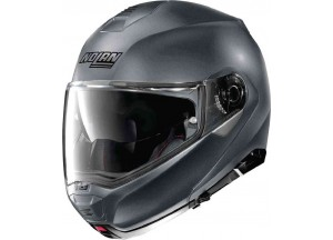 Helmet Flip-Up Full-Face Nolan N100.5 CLASSIC N-COM 2 Vulcan Grey