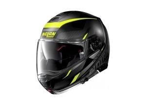 Helmet Flip-Up Full-Face Nolan N100.5 Lumiere 37 Flat Black