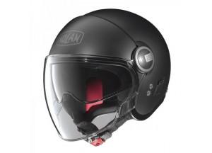 Helmet Jet Nolan N21 Visor Classic 10 Flat Black