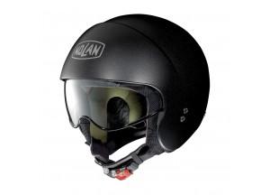 Helmet Jet Nolan N21 Special 69 Black Graphite
