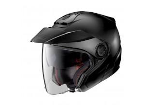 Helmet Jet Nolan N40-5 Classic 10 Flat Black