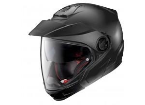 Helmet Full-Face Crossover Nolan N40-5 GT Classic 10 Matt Black
