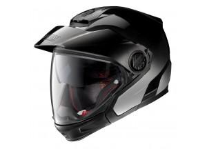 Helmet Full-Face Crossover Nolan N40-5 GT Fade 18 Silver