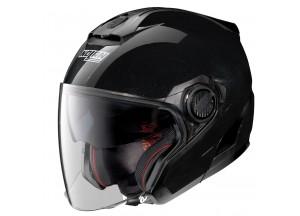Helmet Jet Nolan N40-5 Special 12 Metal Black
