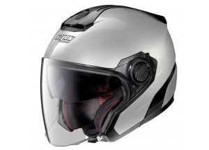Helmet Jet Nolan N40-5 Special 11 Salt Silver