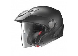 Helmet Jet Nolan N40 Classic Plus 16 Flat Black
