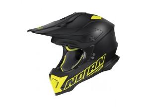 Helmet Full-Face Off-Road Nolan N53 Vultur 55 Flat black