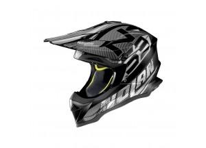 Helmet Full-Face Off-Road Nolan N53 Whoop 46 Flat Black