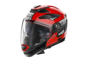 Helmet Full-Face Crossover Nolan N70.2 GT Bellavista 25 Corsa Red