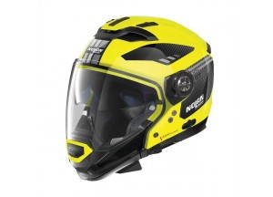 Helmet Full-Face Crossover Nolan N70.2 GT Bellavista 26 Led Yellow