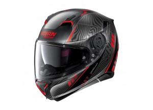 Helmet Full-Face Nolan N87 Sioux N-COM 105 Flat Black