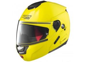 Helmet Flip-Up Full-Face Nolan N90 2 Hi-Visibility 22 Fluo Yellow