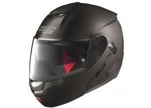 Helmet Flip-Up Full-Face Nolan N90 2 Special 9 Black Graphite