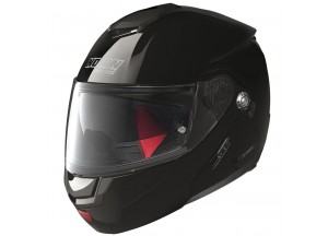 Helmet Flip-Up Full-Face Nolan N90 2 Special 12 Metal Black