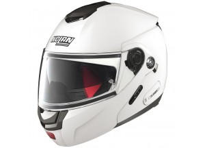 Helmet Flip-Up Full-Face Nolan N90 2 Special 15 Pure White
