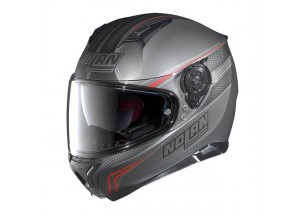 Helmet Full-Face Nolan N87 Rapid 16 Flat Lava Grey