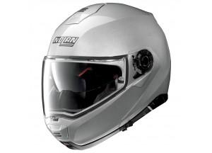 Helmet Flip-Up Full-Face Nolan N100.5 Classic 1 Platinum Silver