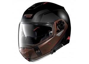 Helmet Flip-Up Full-Face Nolan N100.5 Consistency 28 Flat Black