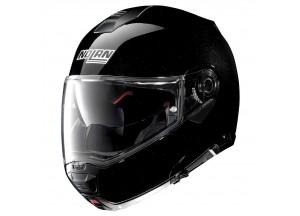 Helmet Flip-Up Full-Face Nolan N100.5 Special 12 Metal Black