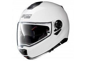 Helmet Flip-Up Full-Face Nolan N100.5 Special 15 Pure White