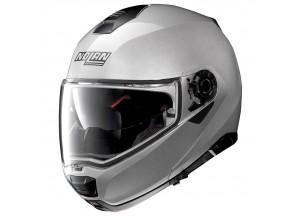 Helmet Flip-Up Full-Face Nolan N100.5 Special 11 Salt Silver