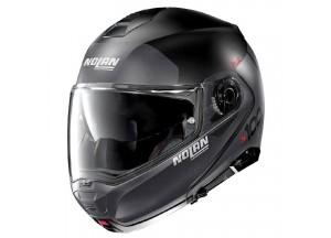 Helmet Flip-Up Full-Face Nolan N100.5 PLUS Distinctive 21 Matt Black