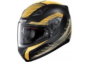 Helmet Full-Face Nolan N60.5 Mikado 64 Matt-Black Gold
