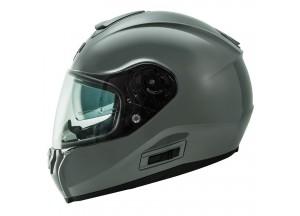 Helmet Full-Face Nos NS6 Glossy Grey