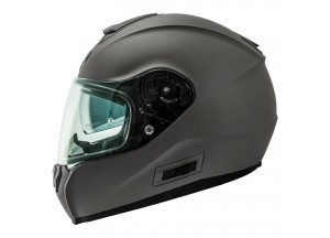 Helmet Full-Face Nos NS6 Matt Titanium