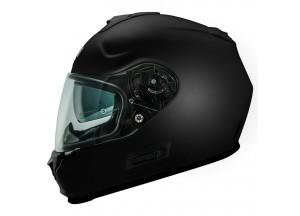 Helmet Full-Face Nos NS7F Matt Black
