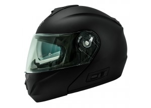 Helmet Flip-Up Full-Face Nos NS-8 Matt Black
