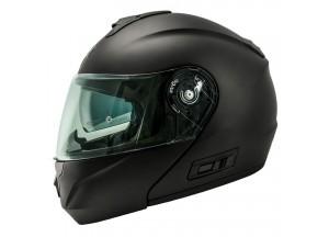 Helmet Flip-Up Full-Face Nos NS-8 Matt Titanium