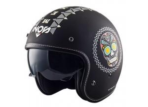 Helmet Jet Nos NS1 Mexican