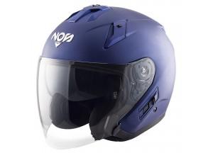 Helmet Jet Nos NS2 Deep Blue Matt