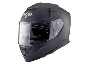 Helmet Full-Face Nos NS10 Matt Black
