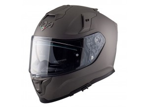 Helmet Full-Face Nos NS10 Matt Titanium