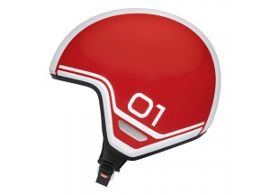 Helmet Jet Schuberth O1 Era Matt Red