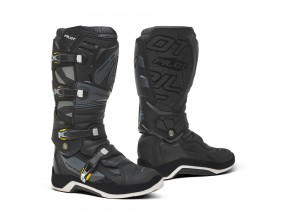 Boots Forma Off-Road Motocross MX Pilot Black Anthracite